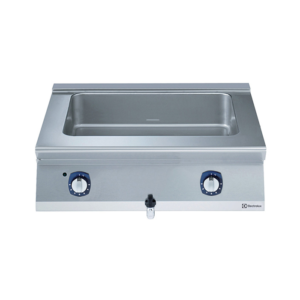 bagnomaria elettrico professionale 2 vasche