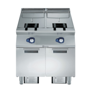 friggitrice 2 vasche elettrica serie 900 23 litri ciascuna