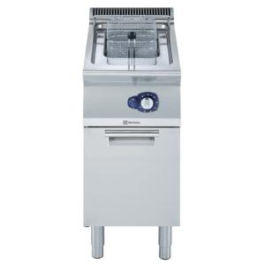 friggitrice gas 15 litri 1 vasca