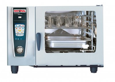 forno rational gas 6 2/1