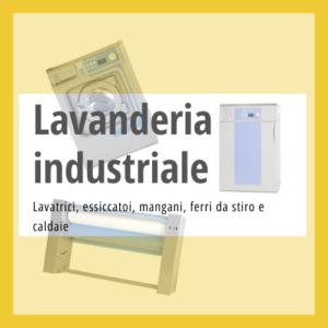 Macchine lavanderia industriale