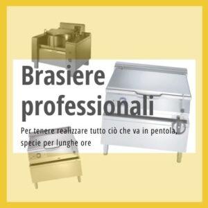 Brasiere professionali