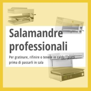 Salamandre professionali