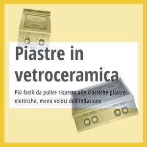 Vetroceramica professionali