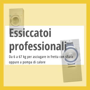Essiccatoi professionali